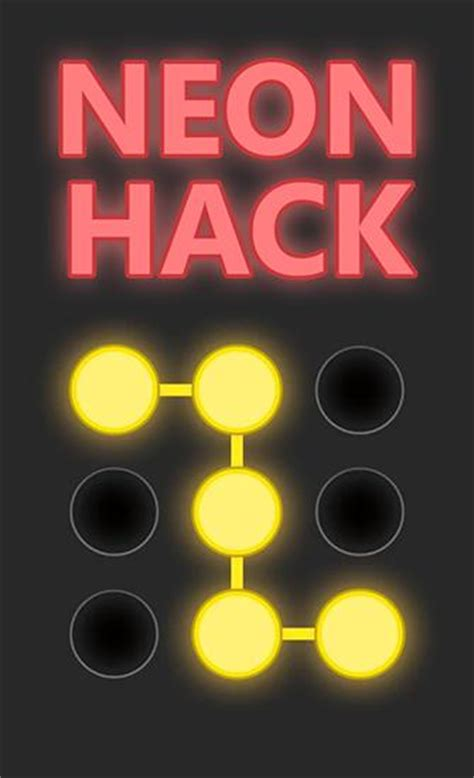 pattern hacker apk neon hack pattern lock game for android free download