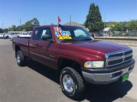 2002 dodge ram cab for sale 2002 dodge ram 2500 cab for sale 18 used cars from 8 695