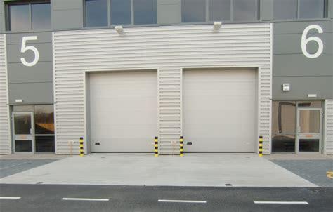 sectional overhead door door industriesdoor industries
