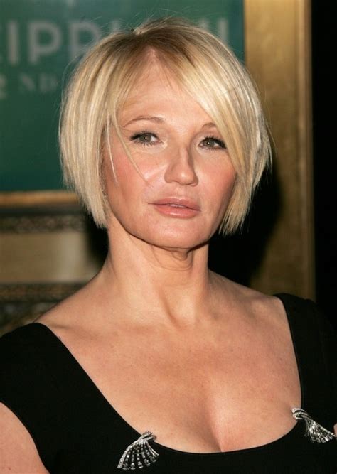 ellen barkin hairstyles ellen barkin short bob hairstyles for women over 50