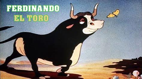 libro el cuento de ferdinando ferdinando el toro disney 1938 youtube