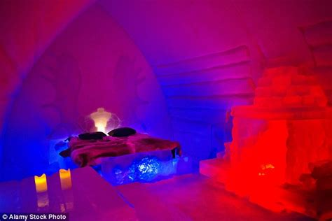 northern lights hotel is this the coolest in the hotel is