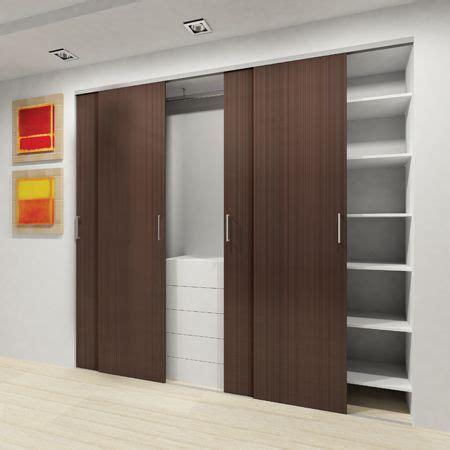 Puertas Para Closet Home Depot by Sistema Corredizo Al Suelo Con Freno Para Puertas De