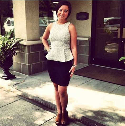 Pencil Skirt And Blouse Combo by 17 Best Images About Peplum Top W Pencil Skirt On