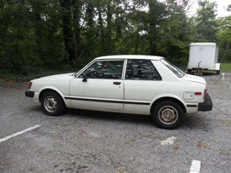 1981 Toyota Tercel Find Used 1981 Toyota Tercel In Taylors South Carolina