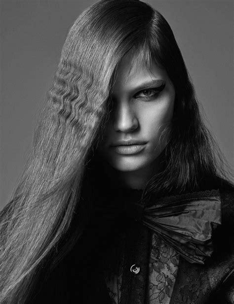Vogue Paris September 2017 Faretta by Mario Sorrenti