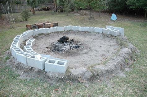 file fire pit concrete jpg wikipedia