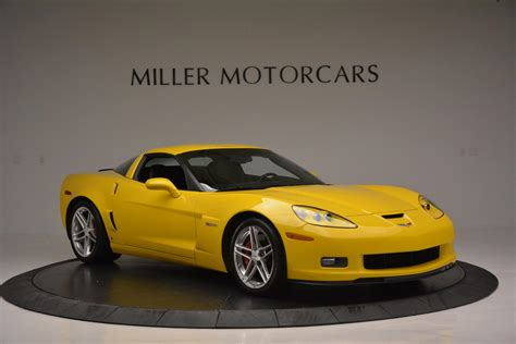 used 2006 chevrolet corvette z06 hardtop greenwich ct