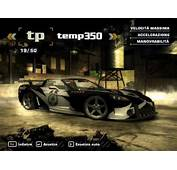 Need For Speed Most Wanted All Bonus Cars  YouTube