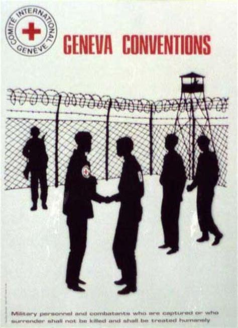 geneva convention opinions on geneva conventions