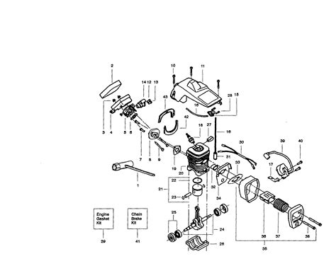 fuel line diagram for craftsman chainsaw 4 best images of poulan chainsaw fuel line routing diagram