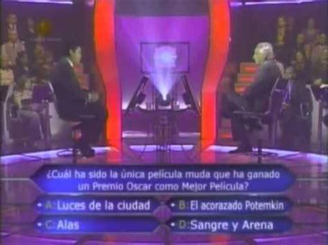 quin quiere ser millonario televen qui 233 n quiere ser millonario televen venezuela 24 07 2011