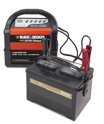 black decker smart battery charger black decker vec1093dbd smart battery 40 20 10 4