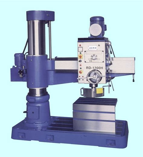 Brand New Acra Radial Arm Drill Sterling Machinery