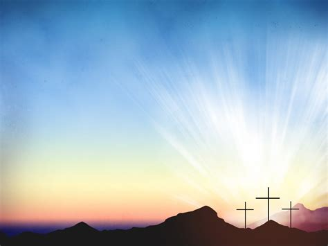 0e3073625 1396450659 Resurrection Sunday Easter Background St James Roman Catholic Church Powerpoint Religious Backgrounds