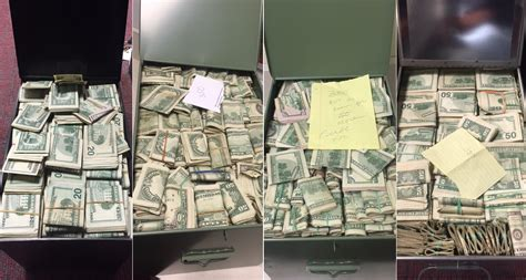 Forum Credit Union Safe Deposit Box U S Marshals Seize 1m In Former State Rep Stashed In Safe Deposit Boxes Wgbh News