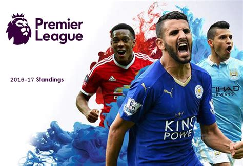 epl ranking table english premier league 2016 17 epl standings points