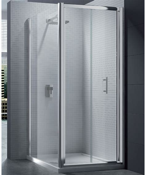 Bi Fold Shower Door 760 Merlyn 6 Series 4mm Clear Glass Bi Fold Shower Door 760 800mm