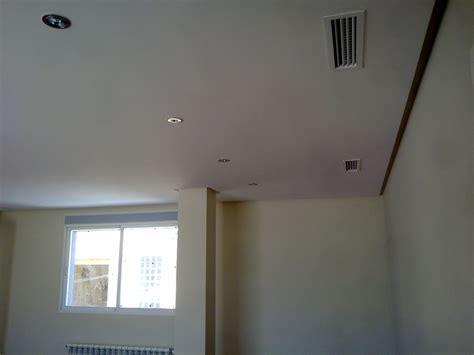 techos de escayola o pladur foto falso techo de escayola con oscuro perimetral de