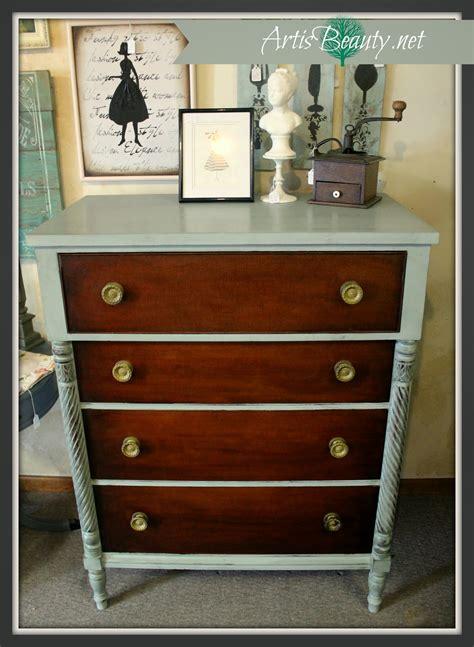 Dresser Makeover by Is Antique Kindel Dresser Makeover And A