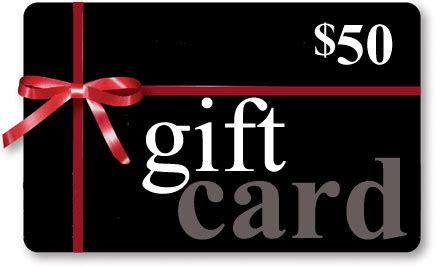 Federal Gift Card Law - giveaway 50 gift card vote and win