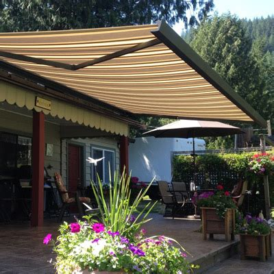 retractable fabric awning retractable awning fabric 28 images aleko awning