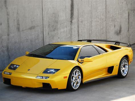 Lamborghini Diablo Vt 6 0 Lamborghini Diablo Vt 6 0 Worldwide 2000 01