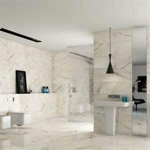 Tile Medallions For Kitchen Backsplash calacatta blanco bathroom tiles brooklyn ny