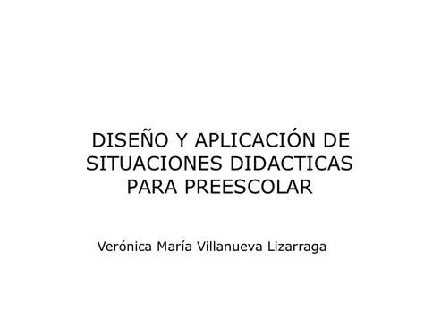 situacion didactica para fomentar la lectura en preescolar dise 241 o y aplicaci 243 n de situaciones didacticas para preescolar