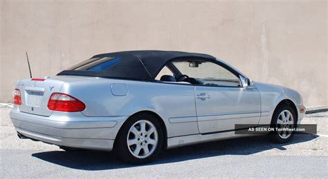 mercedes clk 320 convertible 2001 mercedes clk 320 convertible review