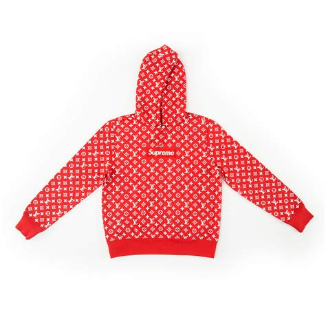 Supreme Lv Sweater hoodie supreme lv