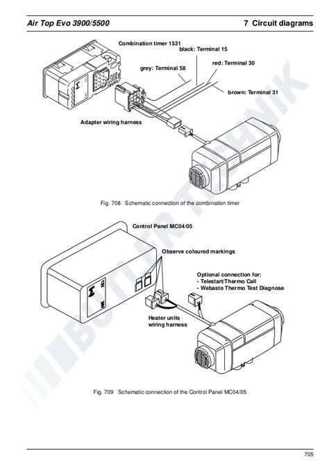 webasto thermo top c wiring diagram webasto just another
