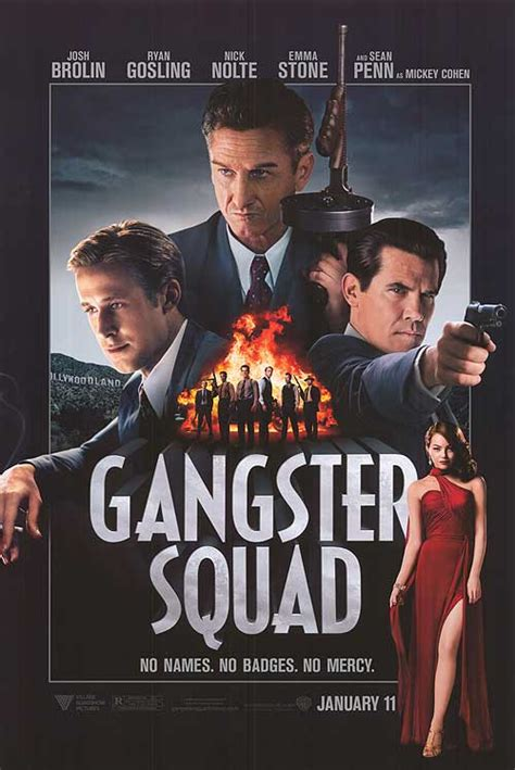 film gangster genre gangster squad shoots with all the genre s cliche
