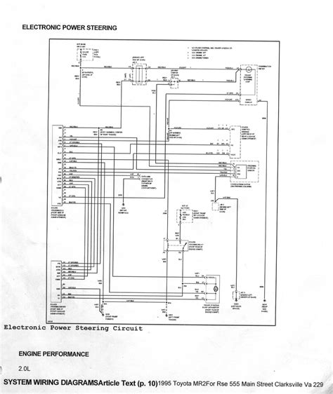 electric power steering 2002 toyota mr2 parental controls mr2 wiring diagram wiring diagrams
