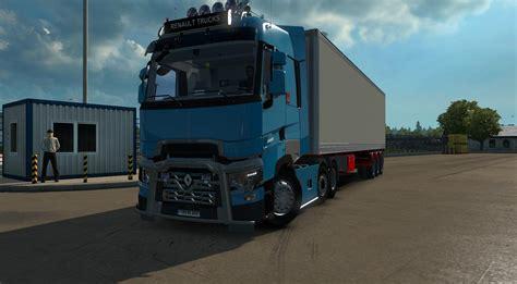 renault interior renault t interior v6 0 1 25 x 1 26 x truck ets2 mod