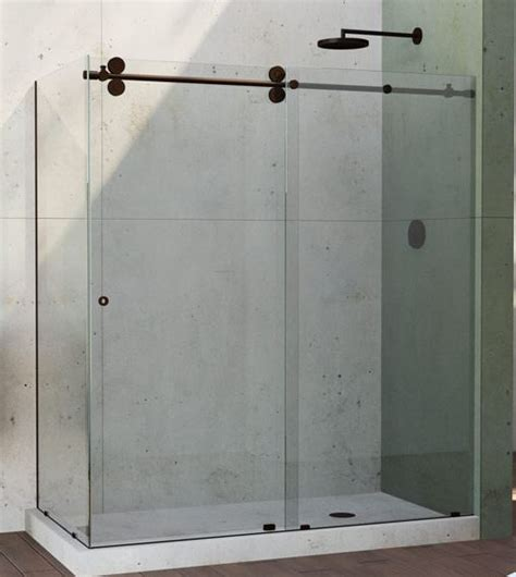 Frameless Shower Doors Leak Frameless Sliding Shower Doors Leak Bathroom Shower Glass 60 100 Glass Shower Doors