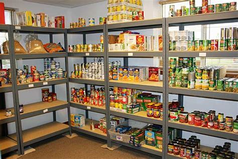 Food Pantry by Family Prepared A Well Stocked Pantry