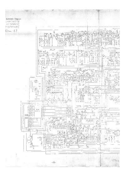 alan  service manual repair schematics