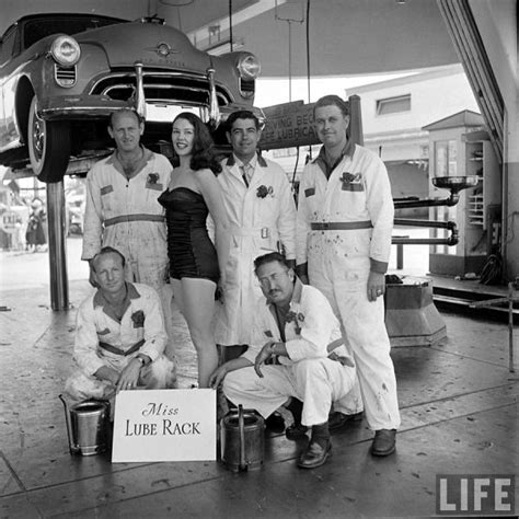 Was Nancy Pelosi Miss Lube Rack 1955 nancy d alesandro pelosi miss lube rack 1955 12160
