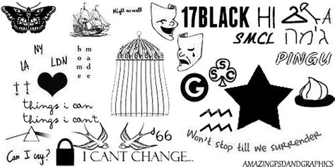 harry styles tattoo header amazingpsdandgraphics