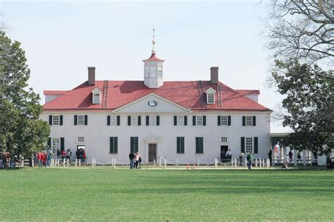 mt vernon home of george washington muse americana