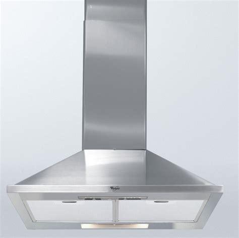 hotte de cuisine whirlpool hotte decor whirlpool integrable akr 563 ix