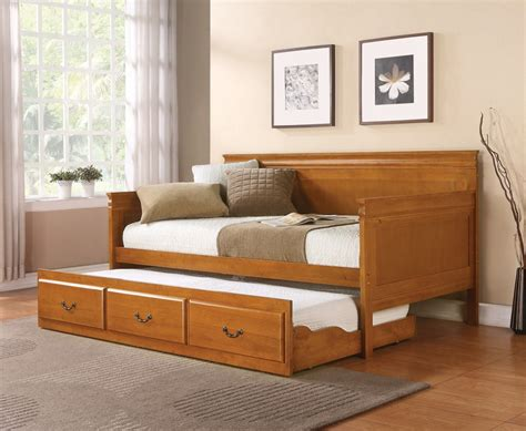 twin day beds twin size daybed 300036oak day beds seat n sleep