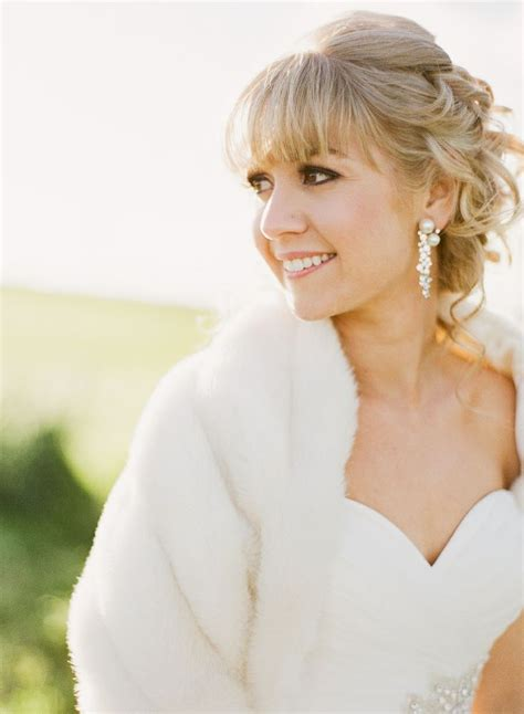 wedding hairstyles with fringe 20 best images about wedding hair on