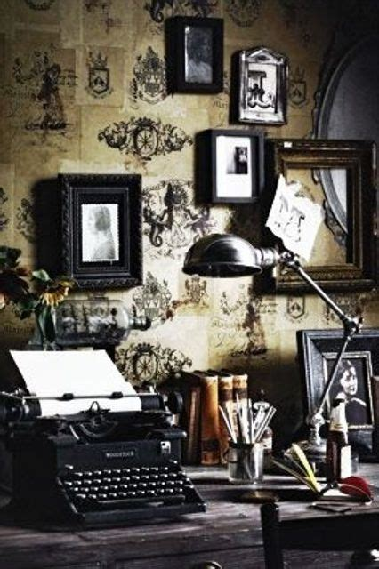 gothic home decor ideas gorgeous gothic home office and library d 233 cor ideas 1