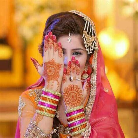 pin  tanveer tabassum  lovely indian wedding bride