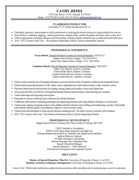 Paraprofessional Resume Samples Visualcv Database