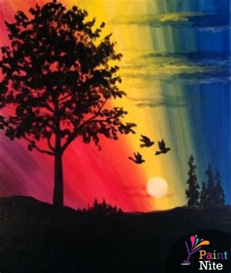 paint nite groupon sacramento 644 best paint nite images on