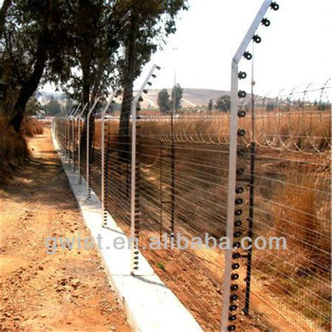 perimeter security electric fence energizer residential