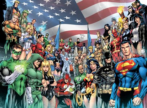 justice league of america the justice league of america of the benes by